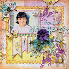 Adorable*** Scraps Of Elegance April Guest Designer***