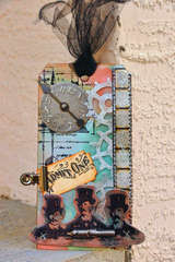 Industrial Steampunk Tag