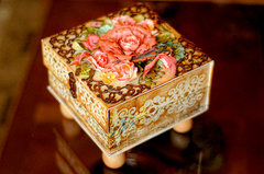 Button Box ***Blue Fern Studios***