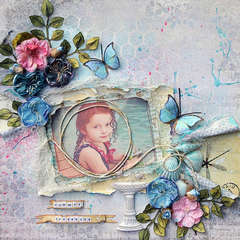 Summer Treasures***Swirlydoos Kit Club***