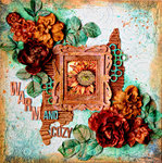 Lindy's Stamp Gang*** Warm and Cozy