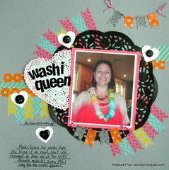 Washi Queen