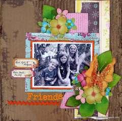 Friends *Tidbitz In Time*
