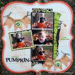 Pint-sized pumpkin