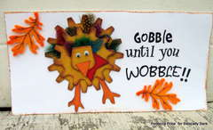 Gobble until you wobble!  *Basically Bare*