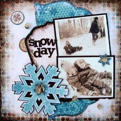 Snow Day   *Epiphany Crafts*