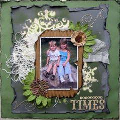 Treasured times