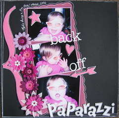 Back off paparazzi
