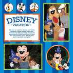 Disney Vacation - by Danielle Diak
