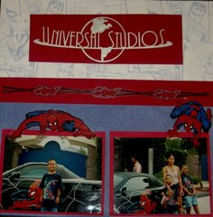 UNIVERSAL STUDIOS -2 (2002)