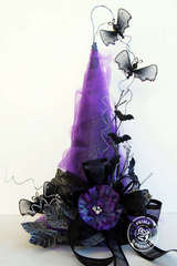 Altered Witch's Hat {Prima}