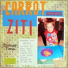 Carrot Ziti