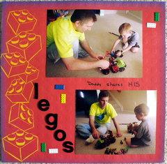Daddy's Legos