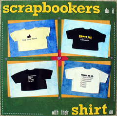 Scrapbooker Shirt