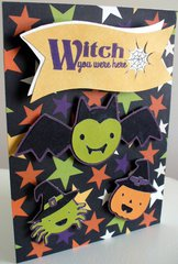 witch-y card