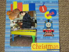 A Very Thomas Christmas*