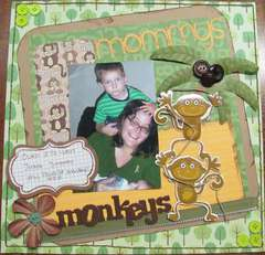 Mommys Monkeys