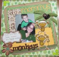 Mommys Monkeys