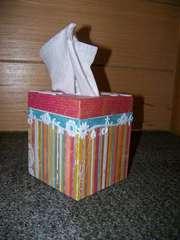 Tissue Box