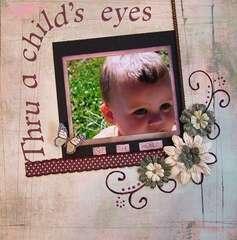 Thru a child's eyes