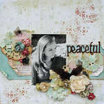 Peaceful...My Creative Scrapbook