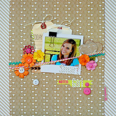 Smart Girl....My Creative Scrapbook