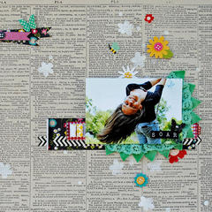 Soar...My Creative Scrapbook