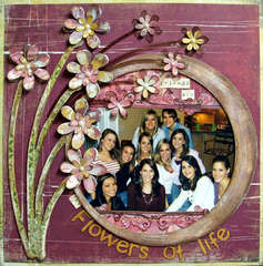 Friends are the Flowers of Life