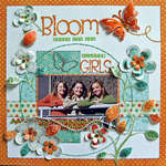BLOOM where you are planted GIRLS