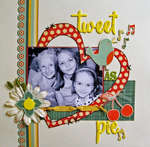 Tweet as Cherry Pie....Nook's June Kit