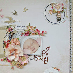 Oh'Baby....My Creative Scrapbook