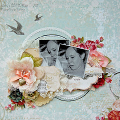 Love Story...My Creative Scrapbook