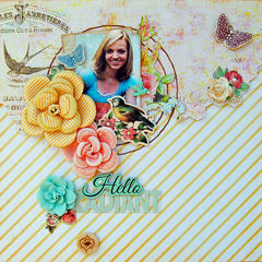 Hello Radiant...My Creative Scrapbook