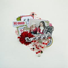 Be Good...My Creative Scrapbook