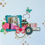 All Girls....My Creative Scrapbook