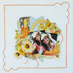 You are My Sunshine...My creative Scrapbook