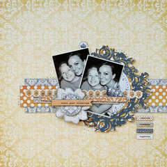 Count Your Blessings...My Creative Scrapbook