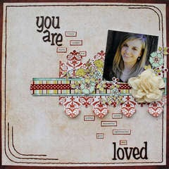 You are...My Creative Scrapbook