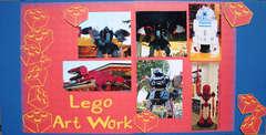 Lego Art Work