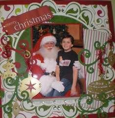 Santa layout 2008-page 1
