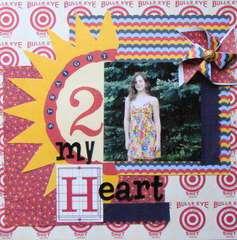 Straight 2 My Heart