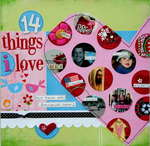 14 Things I Love
