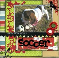 cutest soccer player