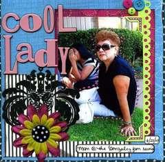 Cool Lady