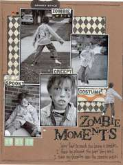 Zombie Moments