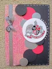 2009 Graduation  Card