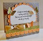 A bright and cheerful wish...by Lisa Young http://www.myprincess-peaches.blogspot.com/