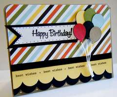 Happy Birthday! Best wishes