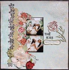 The Kiss-Limited Edition Kit @MyCreativeScrapbook