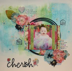 cherish Scrap Around the World